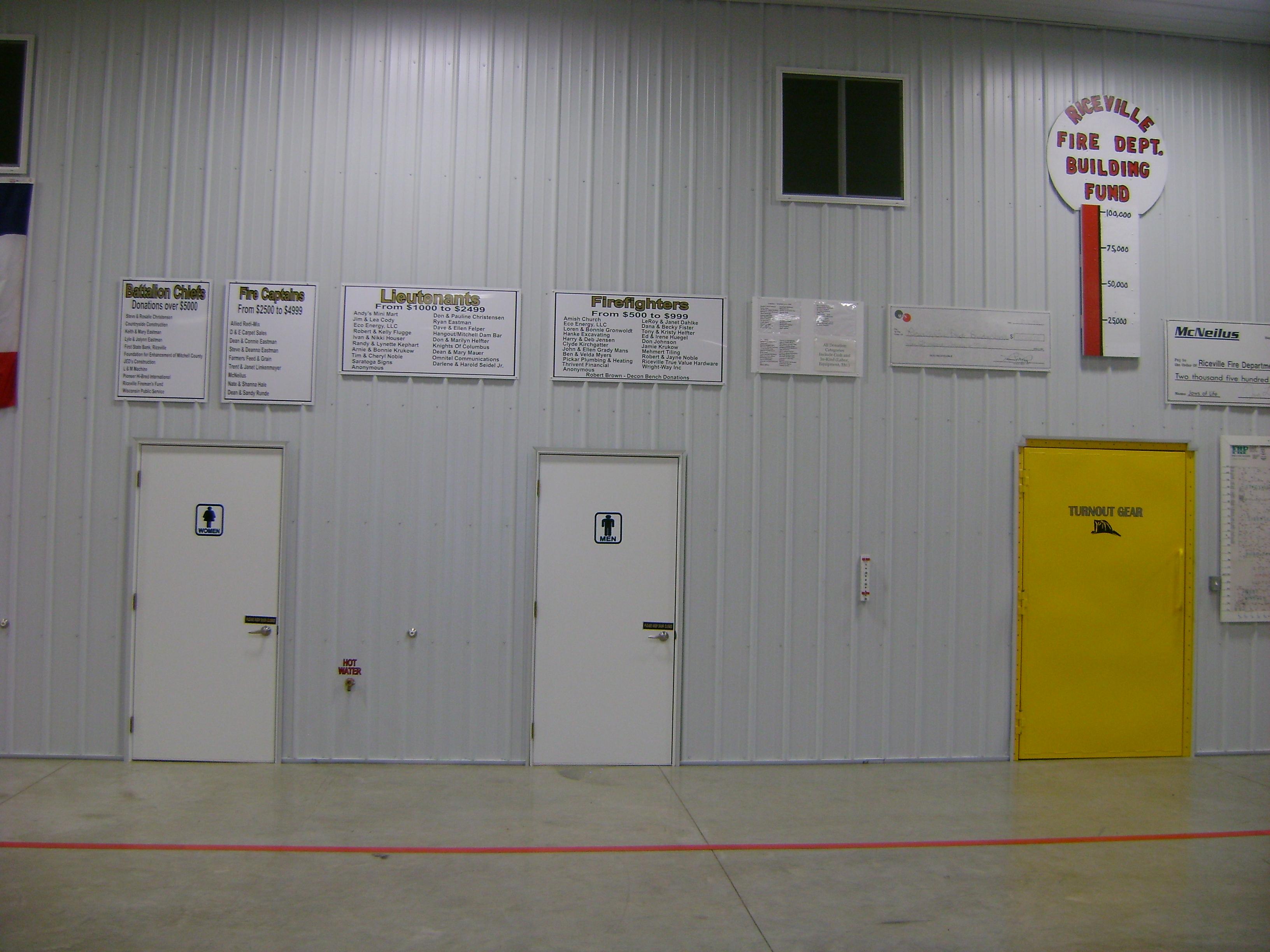 Fire Department - City Departments - Riceville, Iowa